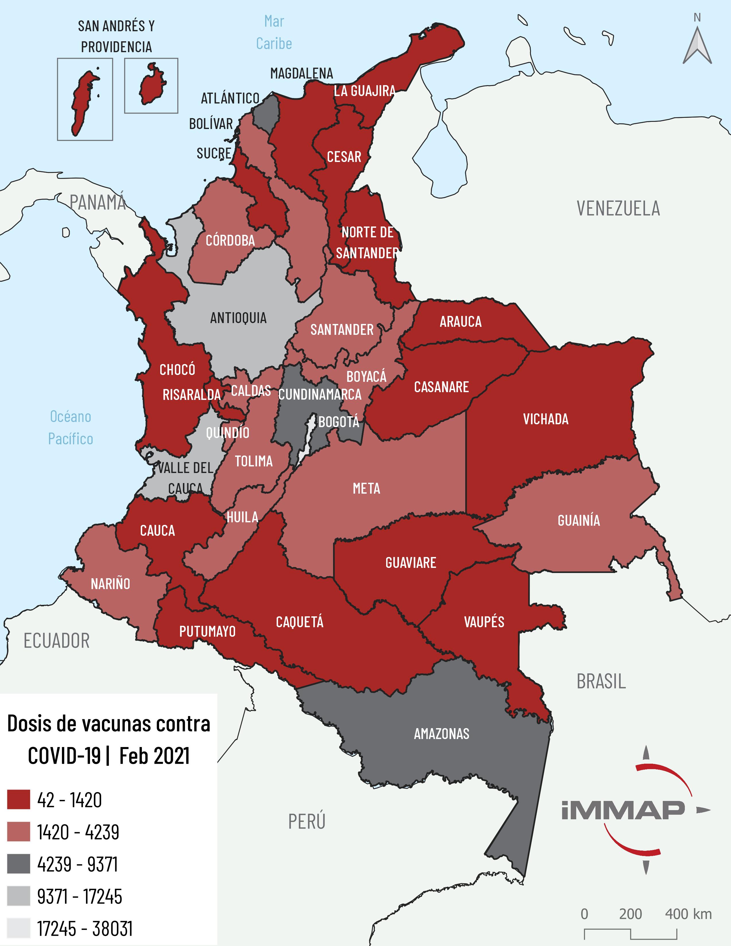 COVID-19 | Dosis suministradas de vacunas