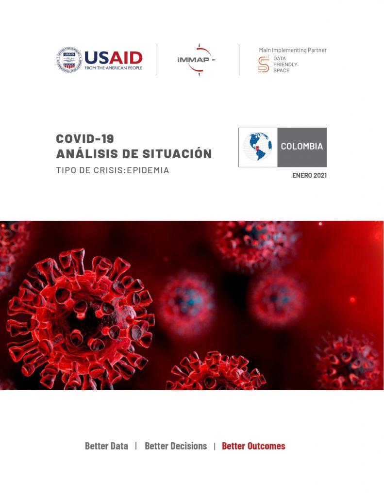 Informe COVID-19 de Enero